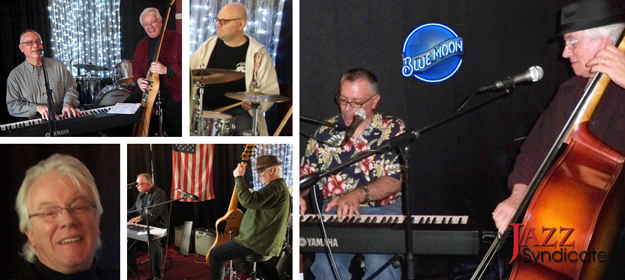 Jazz Syndicate at the Blue Moon